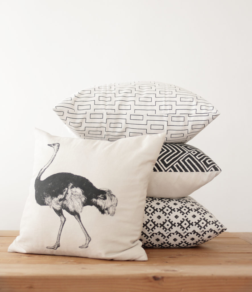HM Throw Pillows