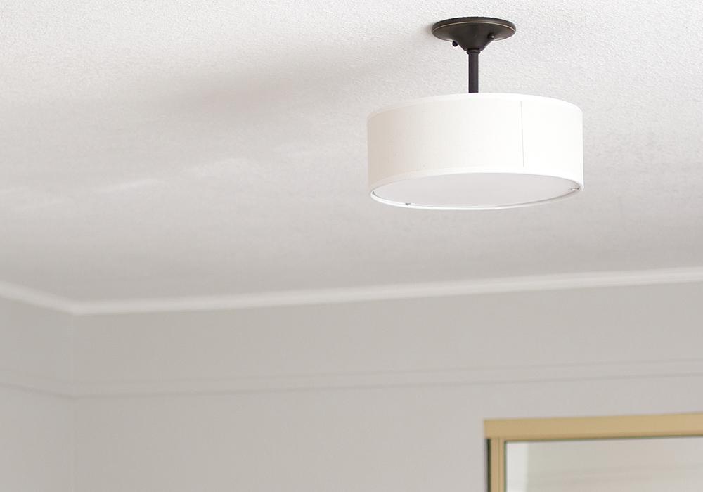 progress lighting semi-flush mount