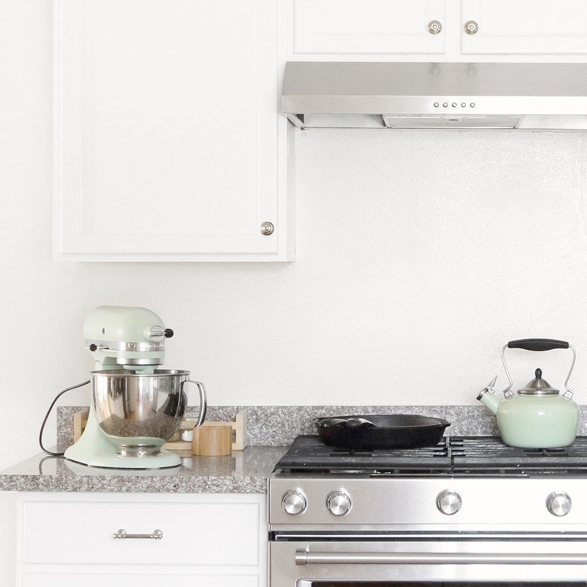 How To Paint Your Kitchen Cabinets: Abbreviated | BAY ON A ...
